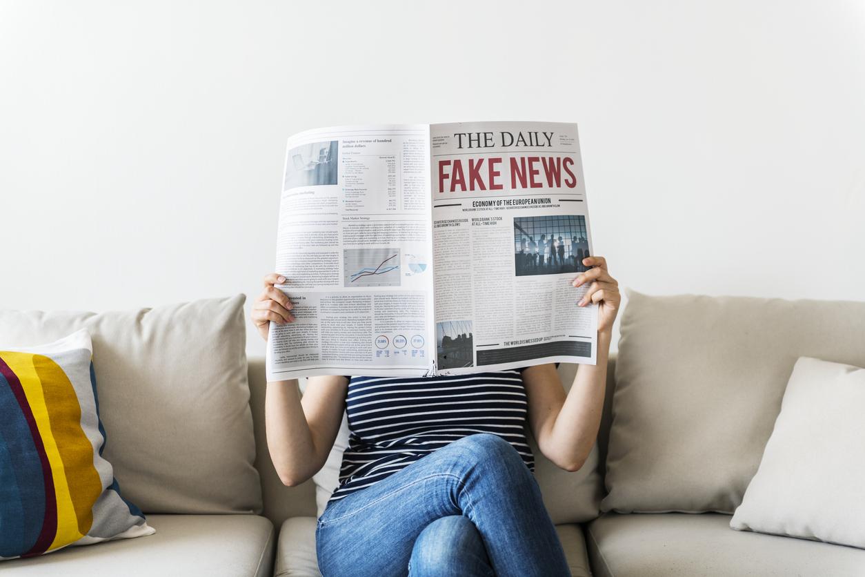 Se você gosta de fake news, não precisa ler isto