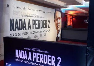 Nada a Perder 2 movimenta cinemas e redes sociais