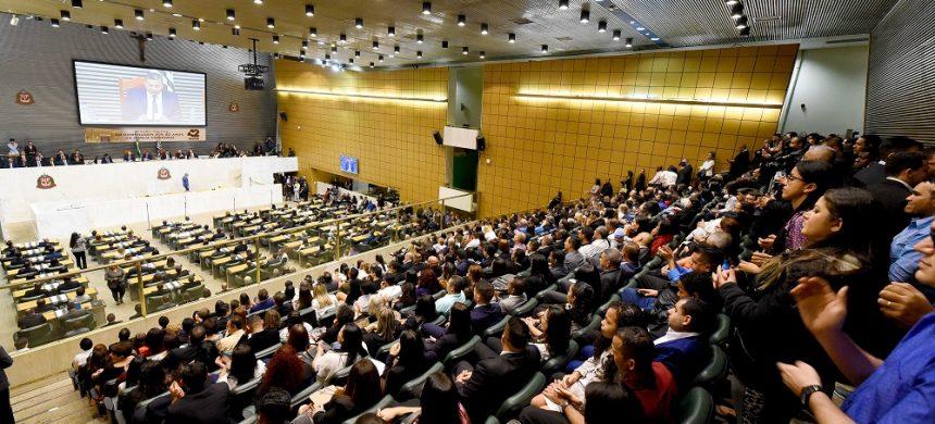 Universal é homenageada na Assembleia Legislativa de São Paulo