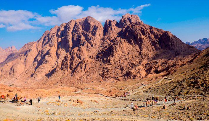 Sinaí: de la desolación a la maravilla