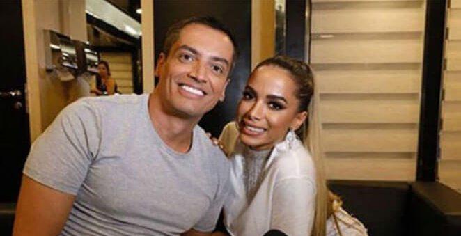 Anitta, a religião e Leo Dias