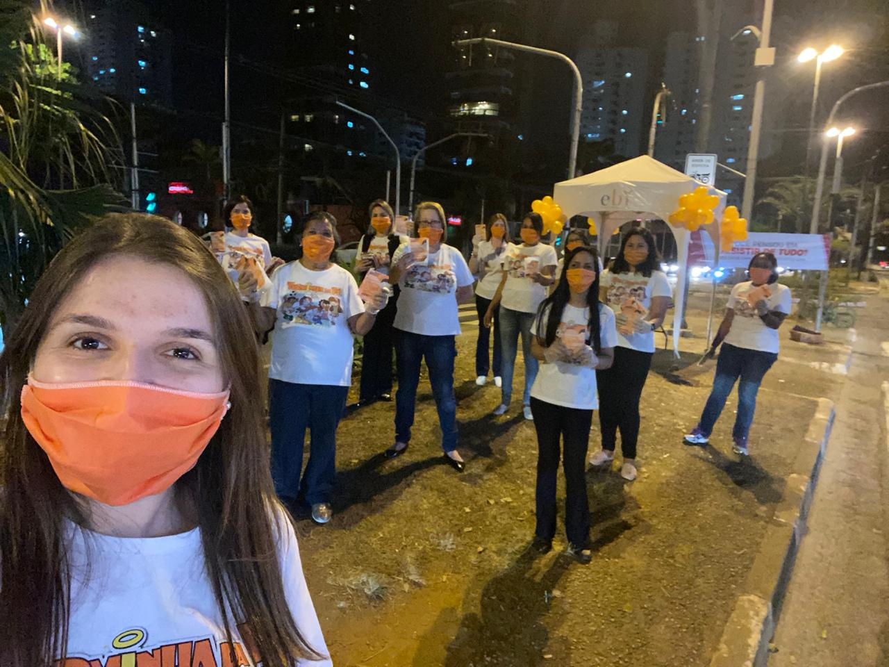 EBI em ação (Guarulhos- SP)