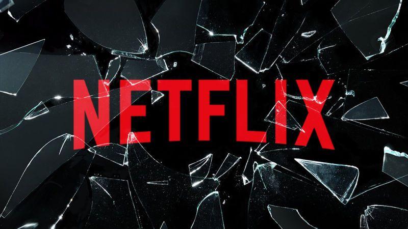 Ações da Netflix caem diante da perda de usuários