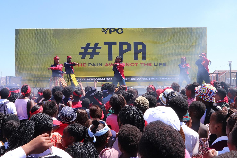 Evento na África do Sul reúne milhares de jovens em prol da vida