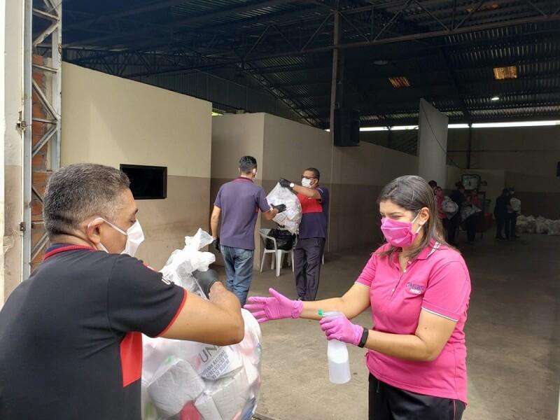 UNP Pará ajuda detentos no combate contra a COVID-19