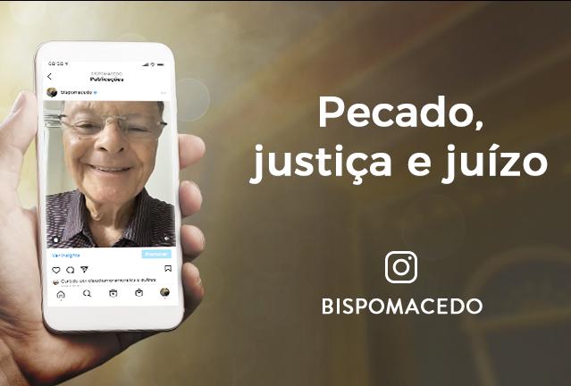 Pecado, justiça e juízo