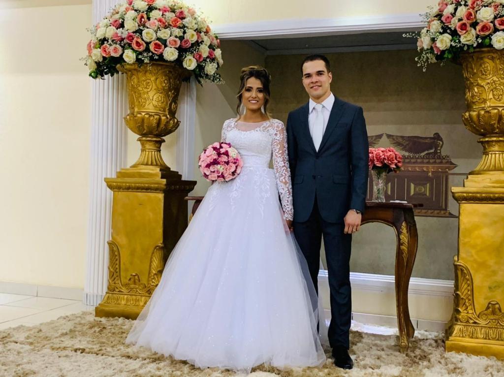 Casei na Universal: Pastor Fernando e Geovana