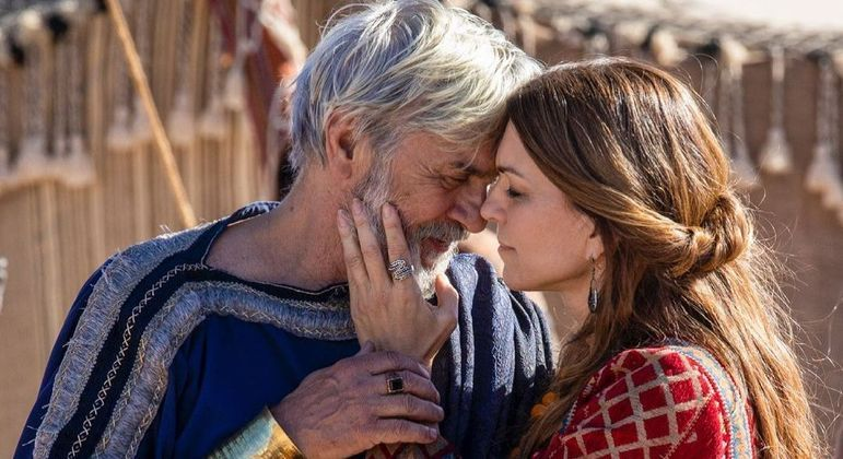 Abrão e Sarai são exemplo de casamento sólido