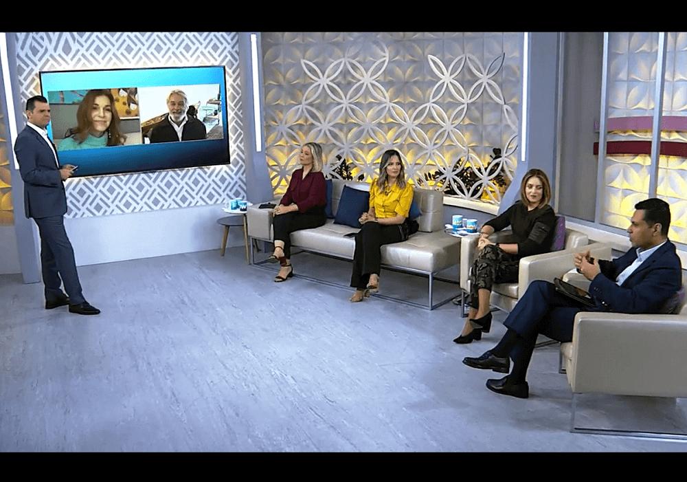 Confira um extraordinário bate-papo sobre Abrão e Sarai no 'Morning Show'