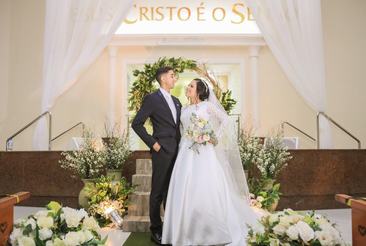 Casei na Universal: Pastor Lincoln e Ariane