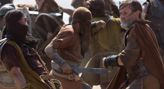 O que foi a batalha no Vale do Sidim?