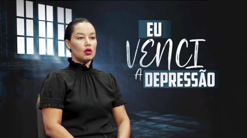 """""""A depressão me fez uma pessoa infeliz"""""""