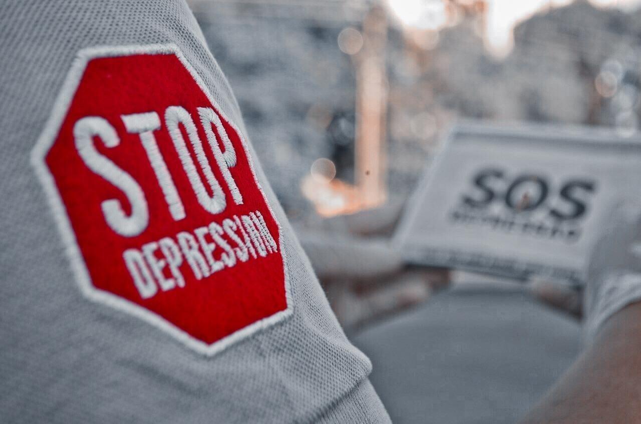 Depressão: Campanha ofereceu informação e ajuda a quem sofre com a doença