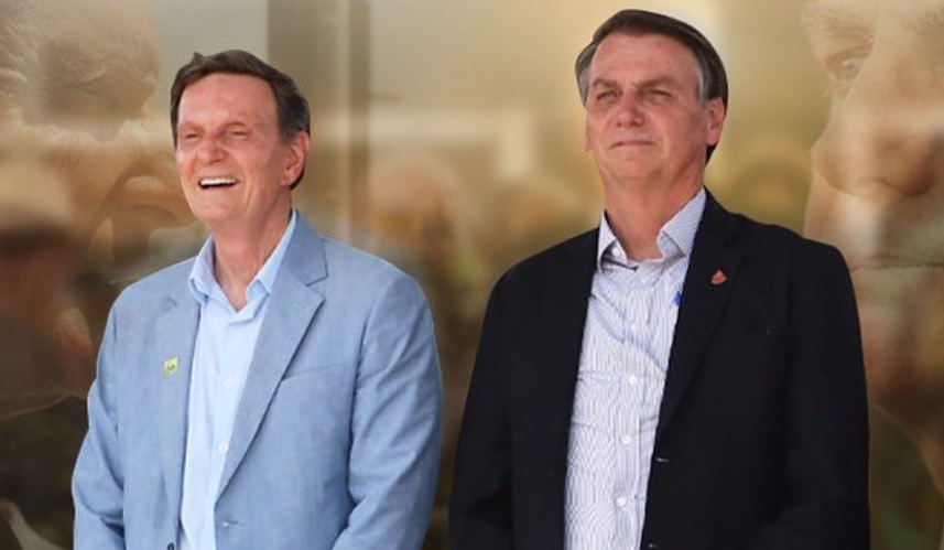 Bolsonaro indica Crivella para o cargo de embaixador na África do Sul