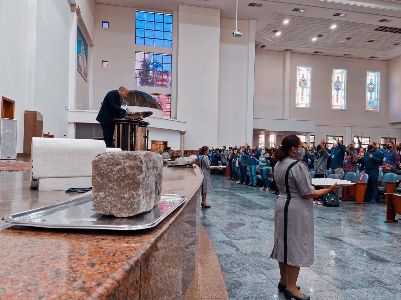 """Unigrejas reúne lideranças evangélicas no encontro """"A Glória de Deus"""""""