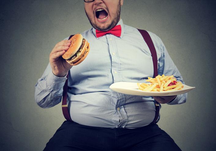 Aluna reclamou do sobrepeso do marido