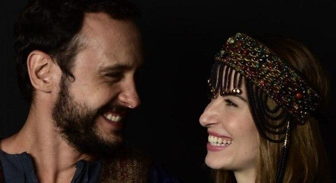 A oração e o casal #Isbec