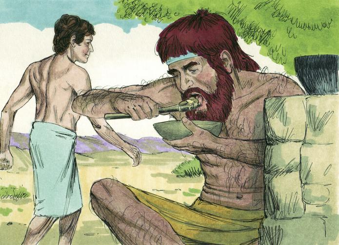 O problema de Jacó não era a ameaça de Esaú