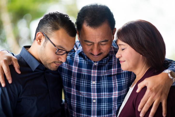 Participe do Domingo da Salvação da Família