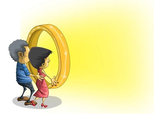 Ser companheiro pode melhorar seu casamento