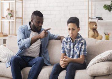 A consequência das brigas na vida dos filhos