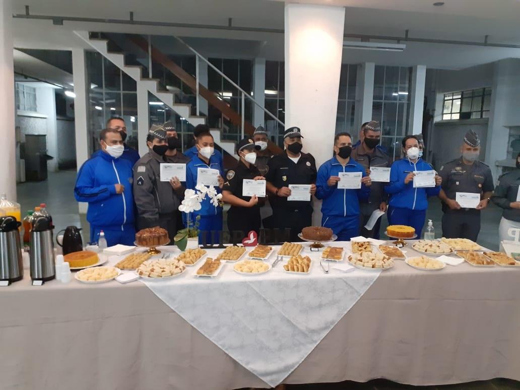 Evento homenageou profissionais da saúde