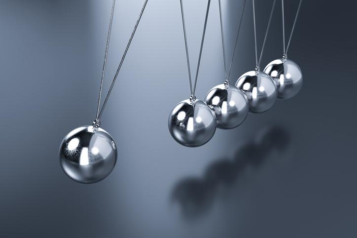 A lei da ação e reação no mundo espiritual