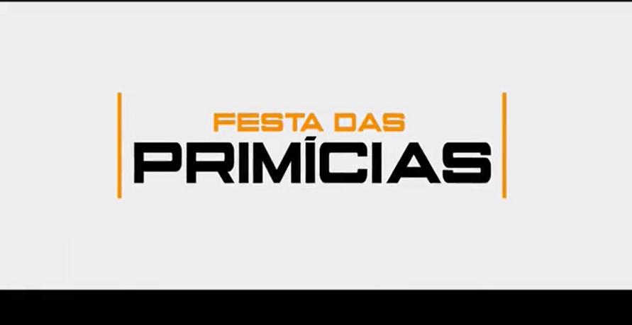 Festa das Primícias: Deus em primeiro lugar