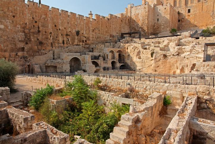 Salão de banquetes da época de Jesus é descoberto em Jerusalém