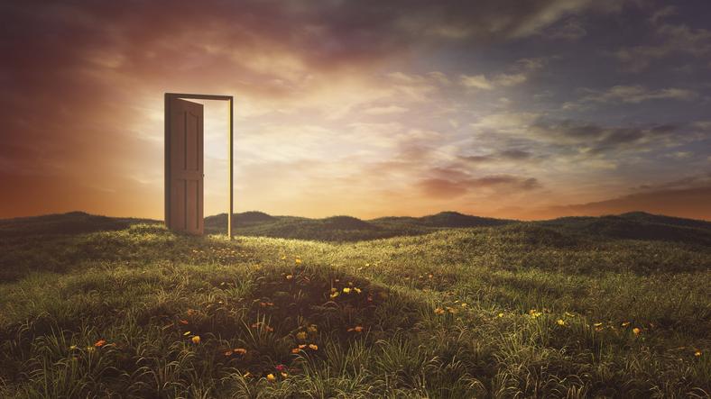 A porta estreita e a porta larga