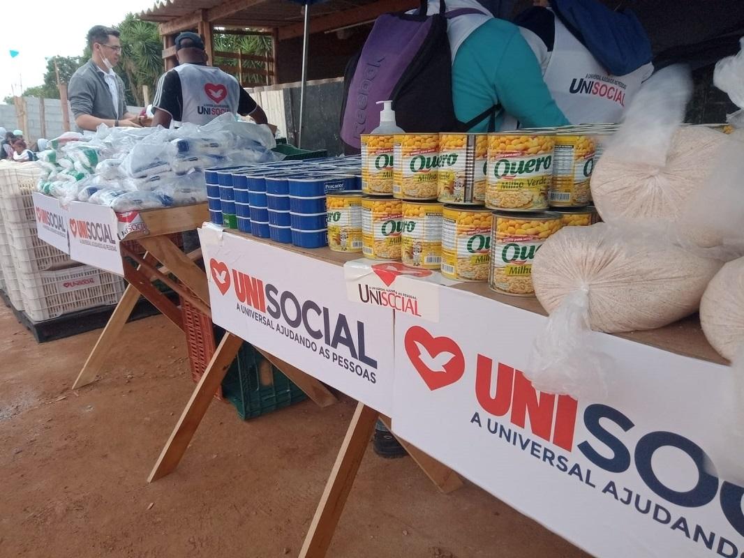 UniSocial realiza feira solidária em comunidade na zona sul de São Paulo