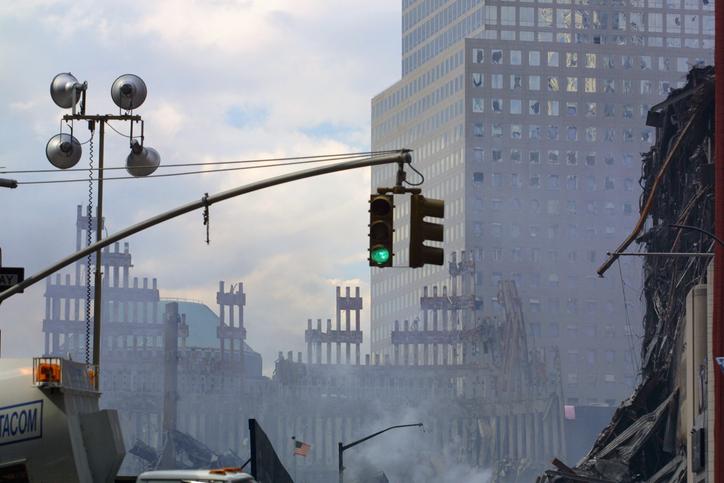 A mensagem sobre perdão achada nos escombros do WTC que impactou o mundo