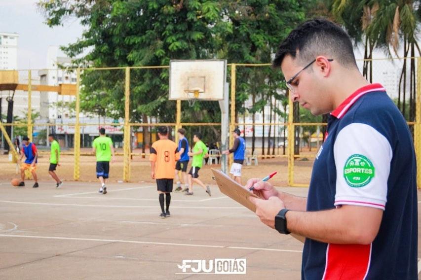 Projeto Esportes em Goiânia realiza torneios 3×3 de basquete