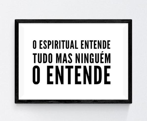 Diferença entre quem é carnal e quem é espiritual