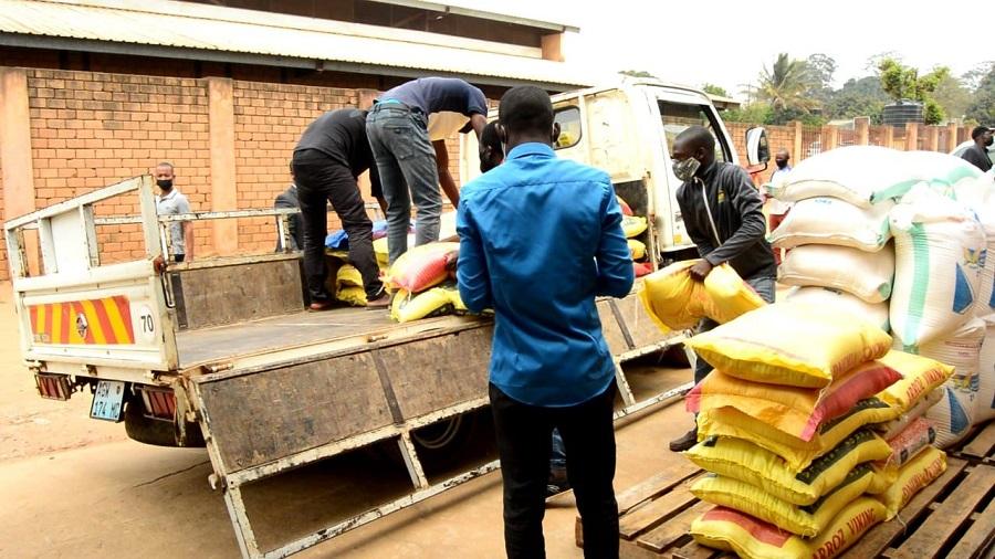 Moçambique: 2 toneladas de alimentos foram arrecadadas em Manica