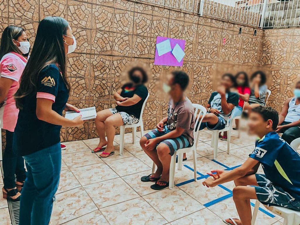 'Dia do Órfão' leva conforto e esperança a crianças e adolescentes sem pais ou família