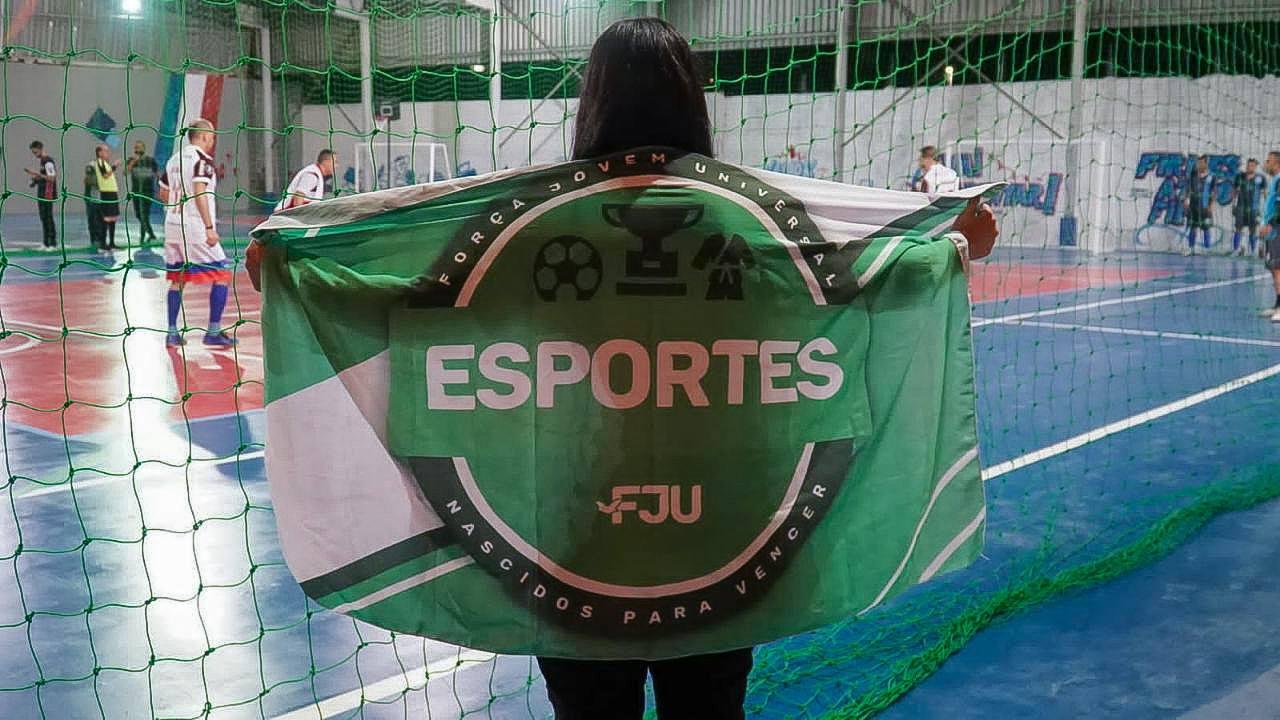 Arena Multiuso FJU Del Castilho será inaugurada neste domingo (26)