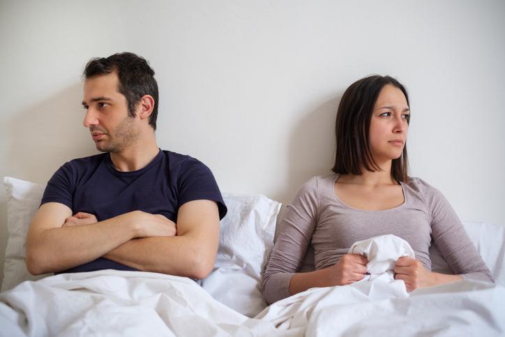 Aluna está sofrendo com falta de sexo no casamento