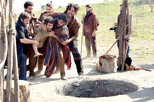 José pagou com o bem o grande mal que lhe fizeram