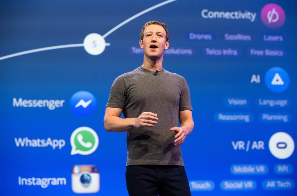 Mark Zuckerberg e a riqueza vulnerável