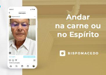Bispo Júlio Freitas e Viviane Freitas – Universal 40 anos