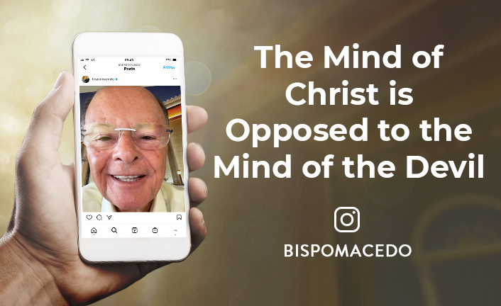 The Mind of Christ is Opposed to the Mind of the Devil
